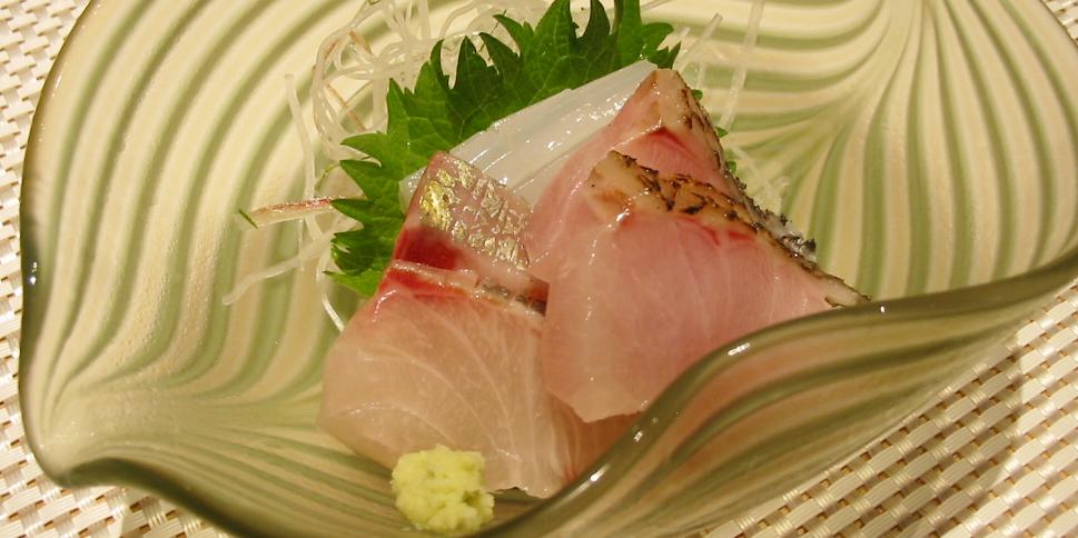 SHiKOでお出しする魚はすべて天然ものです。