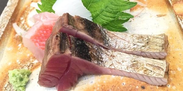 SHiKO 鰹、金目鯛、アオリイカ
